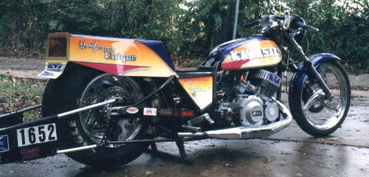 Naktc Bike Of The Month Archive Yt S Kawasaki Triples Club